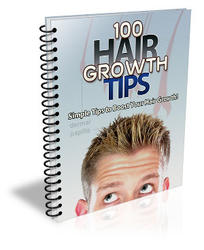 100 Hair Growth Tips