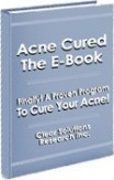 Acne Cured The E-book