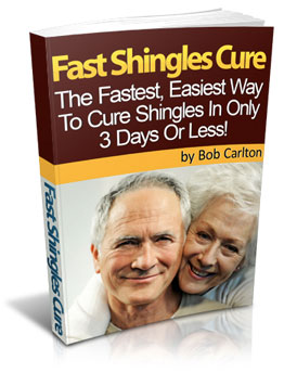 How To Cure Shingles Ebook