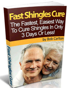Shingles Cure by Bob Carlton