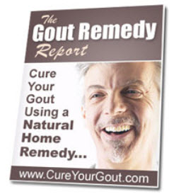 2 Hour Gout Remedy by Joe Barton