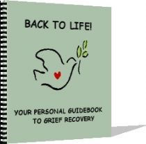 Personal Guidebook to Grief Recovery