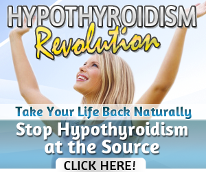 Alternative Cure for Hypothyroidism