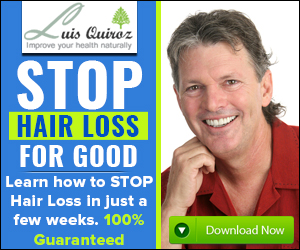 Hair Loss Homeopathic Cure