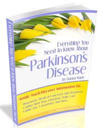 Parkinson Diseases Manual By Lianna Marie